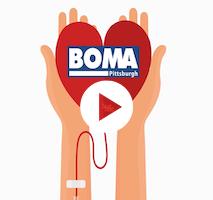 BOMA & Vitalant Pittsburgh Virtual Blood Drive
