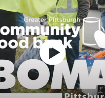 BOMA Pittsburgh x Greater Pittsburgh Community Food Bank Volunteer Day