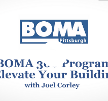 BOMA 360 Program: Elevate Your Building with Joel Corley