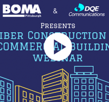 Fiber Construction to Commercial Building Webinar