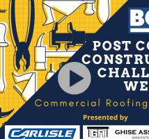 Post COVID-19 Construction Challenges Webinar